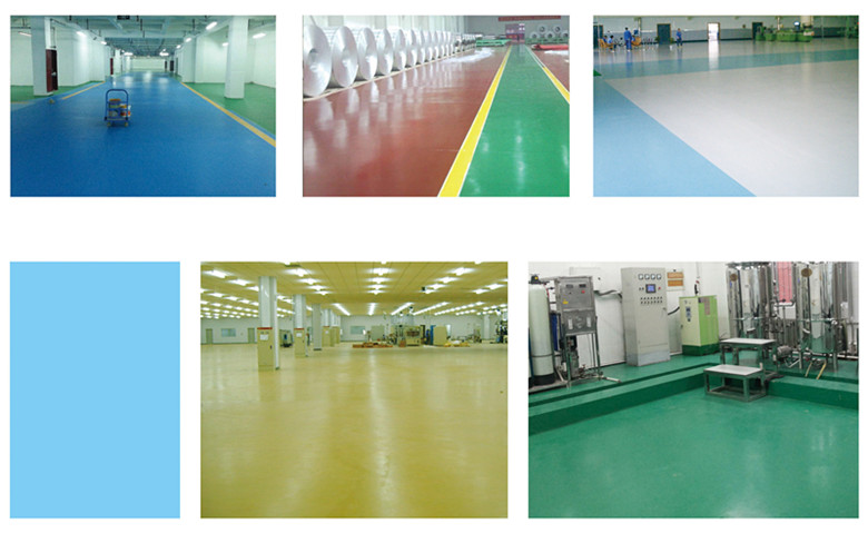 Low cost workshop flooring solution